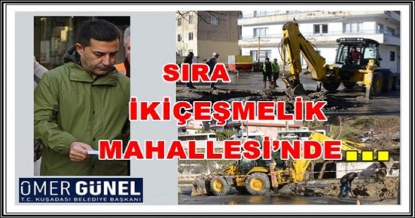 SIRA İKİÇEŞMELİK MAHALLESİ'NDE